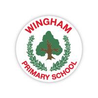 Wingham Primary School logo