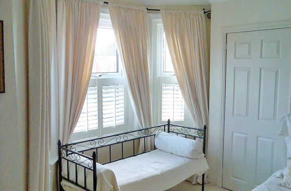 Café Style shutters from Elite Blinds