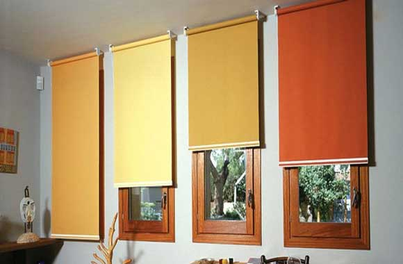Roller Blinds from Elite Blinds and Shutters