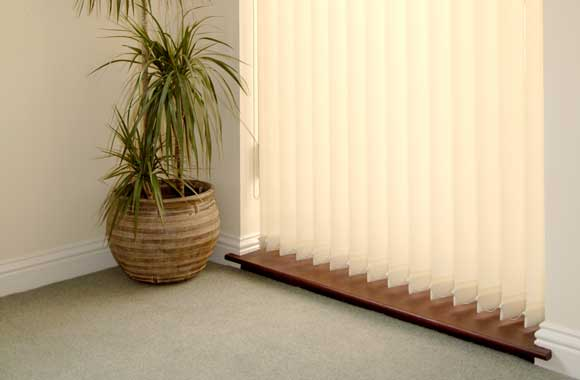 Vertical Blinds from Elite Blinds and Shutters